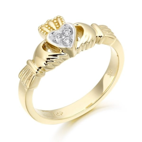 Claddagh Ring-CL16CL