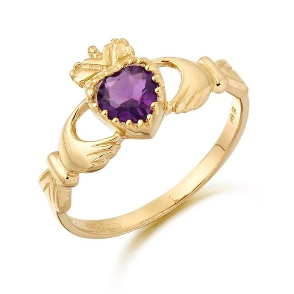 Claddagh Ring-D35ACL