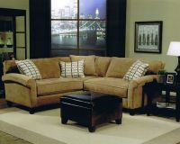 Sectional In Small Living Room