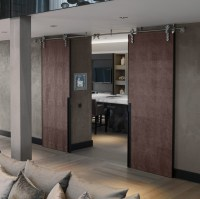 Folding Doors: Folding Doors To Separate Rooms
