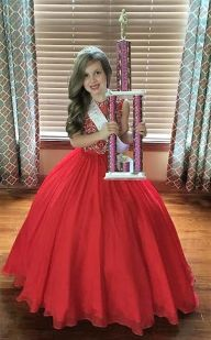 Addyson Scott Little Miss WLTF 1