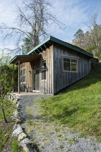 Cabin at Well Being Foundation