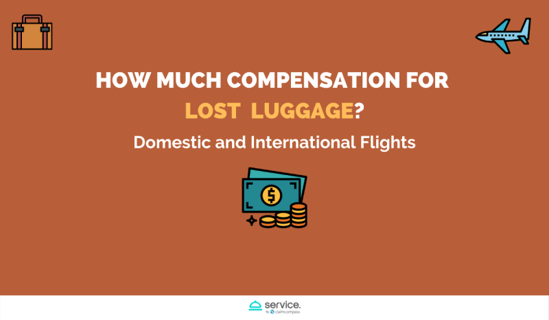How Much Can I Claim in Compensation for my Lost Luggage?