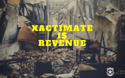 $1,000 An Hour: Five Xactimate Codes for Water Damage Success