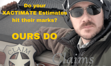 Who Controls Your Xactimate Estimates?