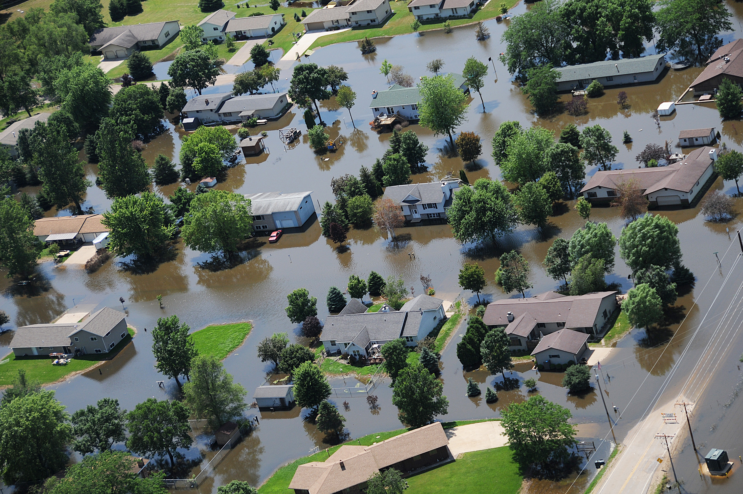 Flood Of Changed Wisconsin Landscape Taught Lessons