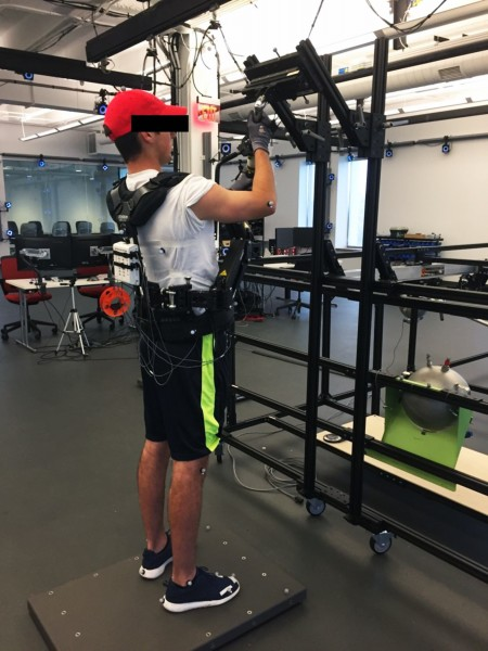 Exoskeletons Should Be Used With Caution During Heavy Lifting