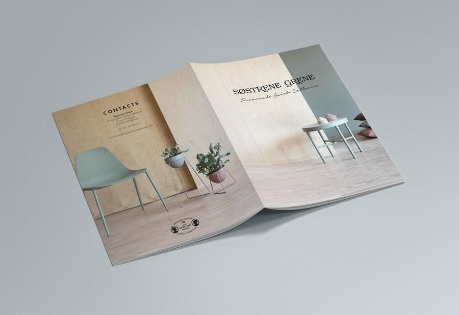 CLAIRE BARRERA graphiste graphisme-sostrene grene designer_A4_Brochure