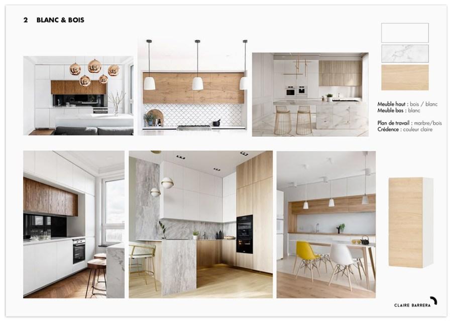 Deco Planche Cuisine Claire Barrera Architecte D Interieur