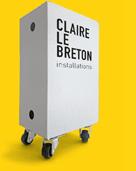 Logo de Claire Le Breton artiste plasticienne