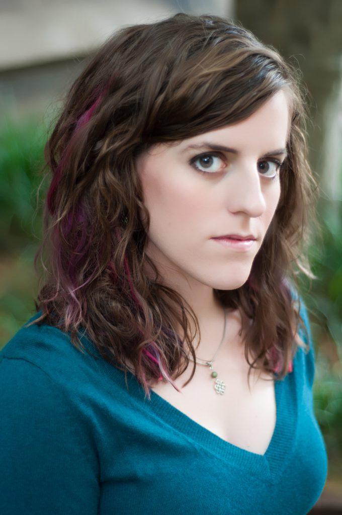 Claire LEgrand author photo
