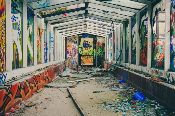 Abandoned Berlin - Claire Alice Young