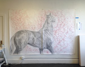 Christina studio for scale © Claire Brandt 2015