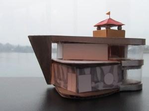 Model of Leff Float Home