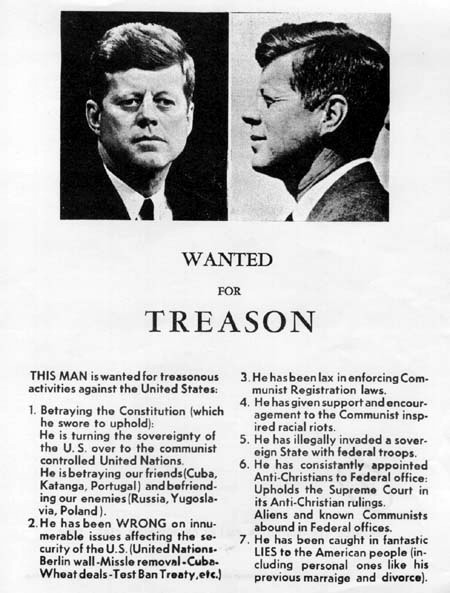 WITF Wanted for Treason