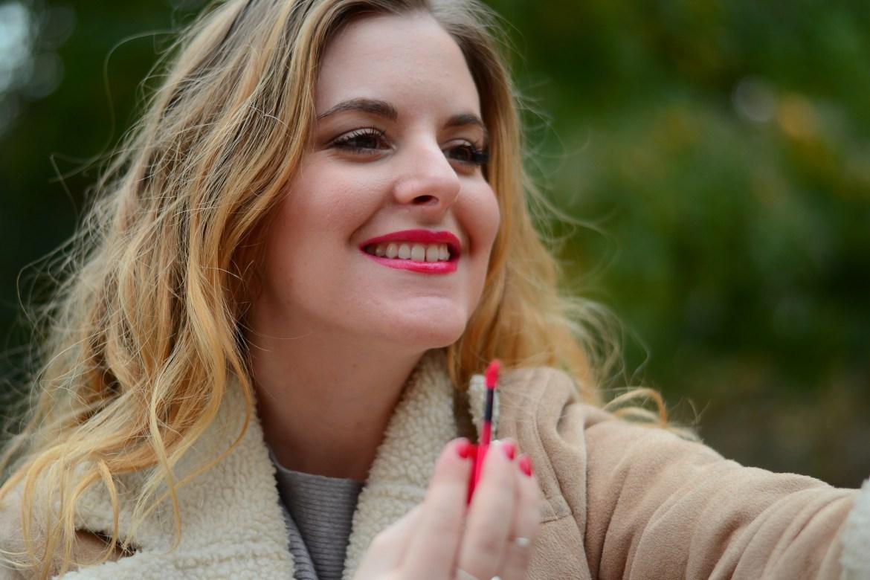 aqua laque bourgeois, l'oeil de zephirine, rouge à lèvres, laque à lèvres