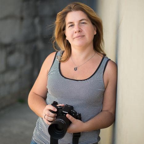 Portrait Claire-Line Péronnet