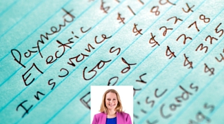 Budgeting brilliantly with Claire Mackay