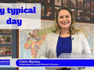 A typical day in the life of a successful financial planner