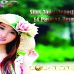 Situs Togel Deposit 10Rb Dengan 14 Pasaran Resmi Bet 100 Perak