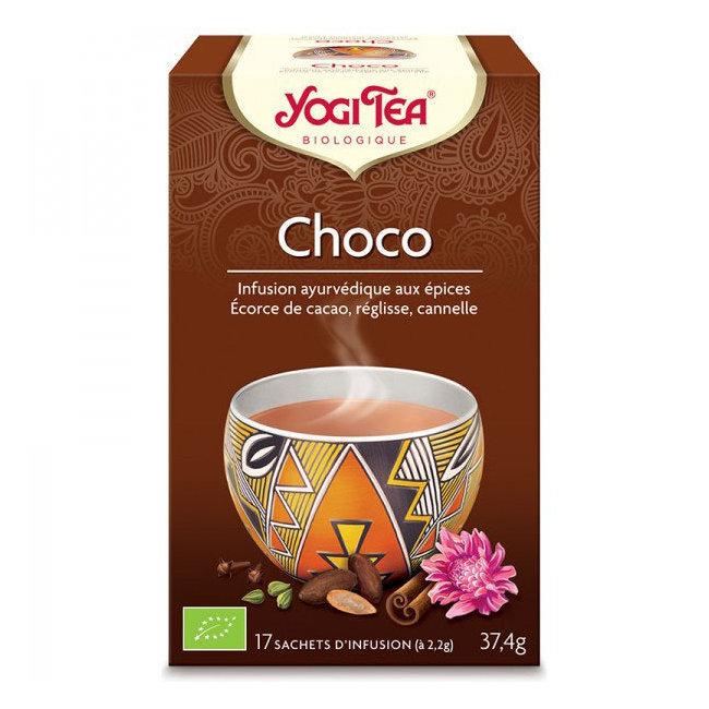 Yogi Tea Choco bio 17 sachets