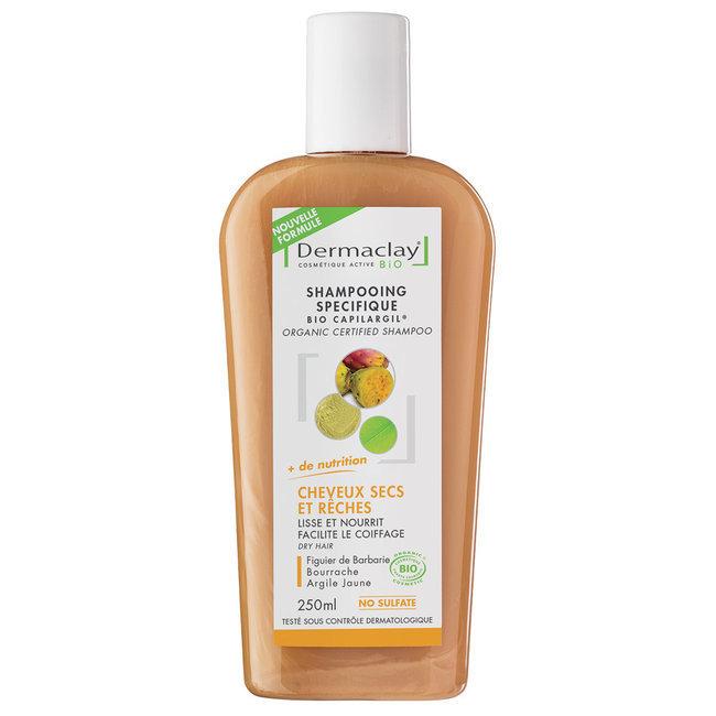 Shampoing Bio Capilargil pour Cheveux secs 250ml
