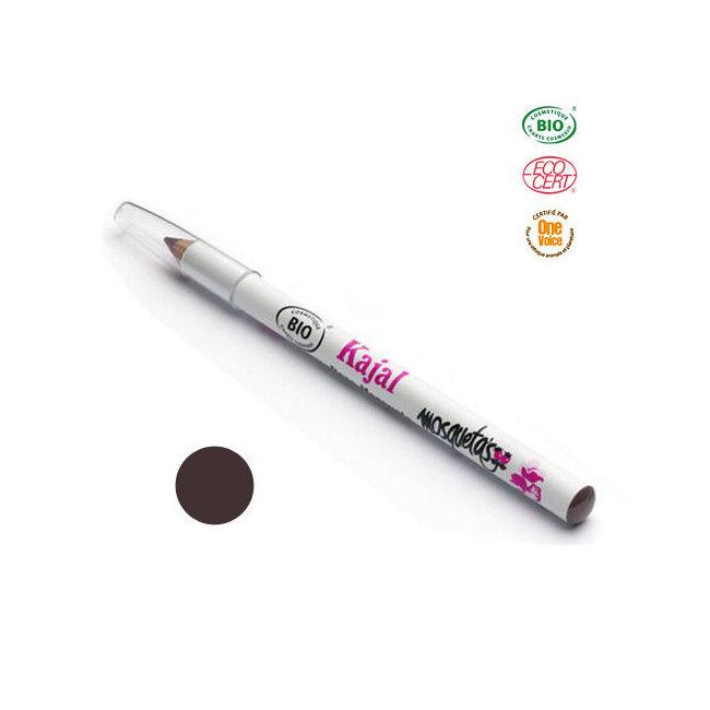 Crayon Kajal bio Marron à la rose musquée 1,14g