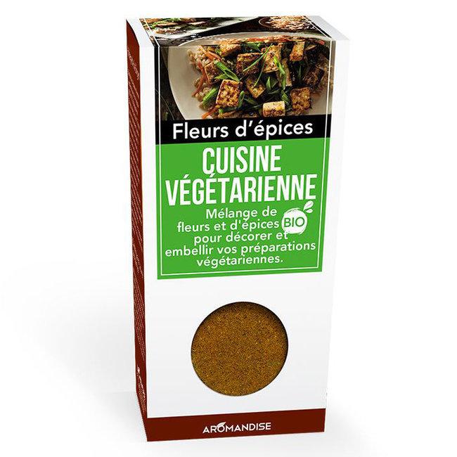 Fleurs d'épices bio Cuisine végétarienne 38g