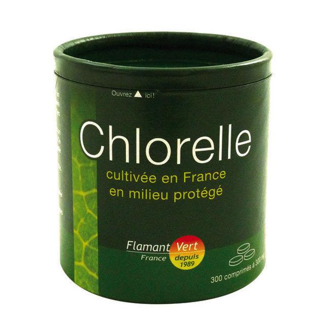 Chlorella pure 300 comprimés 300mg
