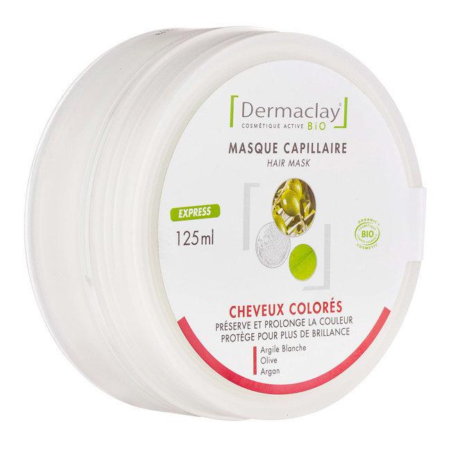 Masque capillaire bio Cheveux colorés 125ml
