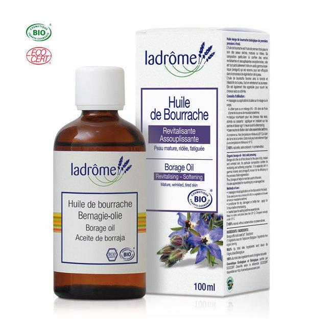 Huile de Bourrache bio - Cheveux secs et peaux matures 100ml