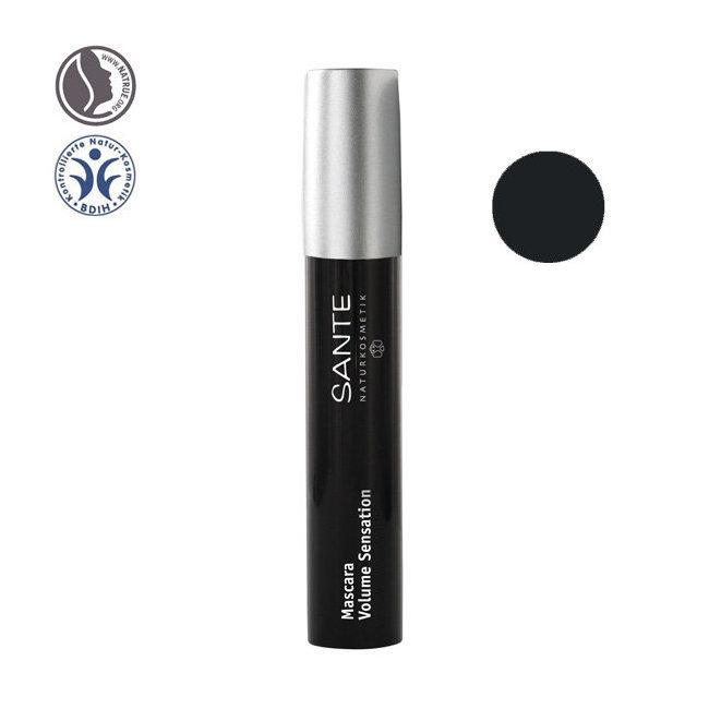 Mascara Volume Sensation Noir n°01 bio 13ml