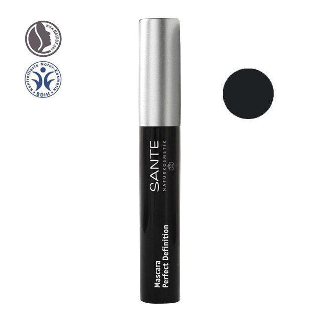 Mascara bio Définition parfaite n°01 Noir 8ml