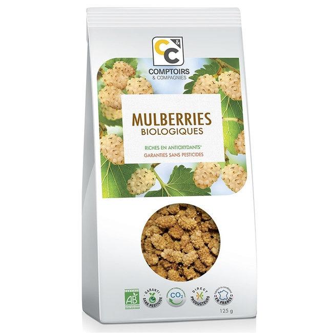 Mulberries bio séchées 125g