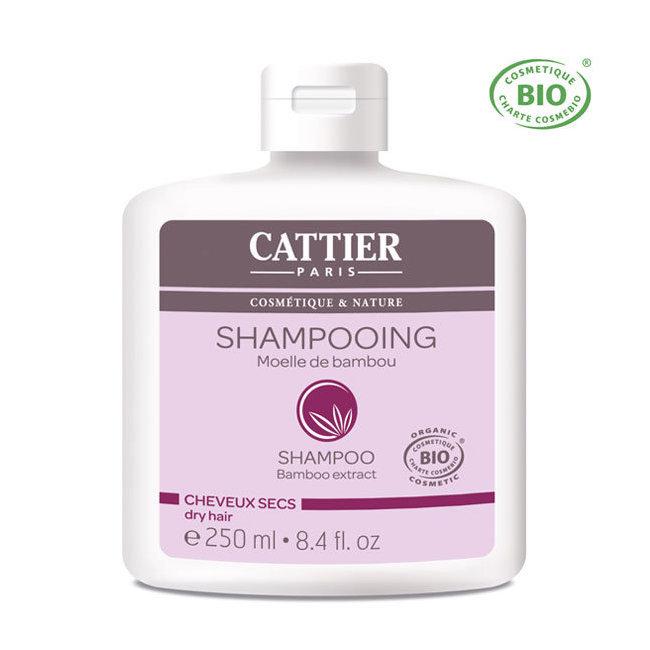 Shampoing Cheveux secs bio Moelle de bambou 250ml