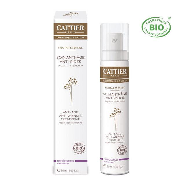 Crème anti rides bio - Nectar éternel 50ml