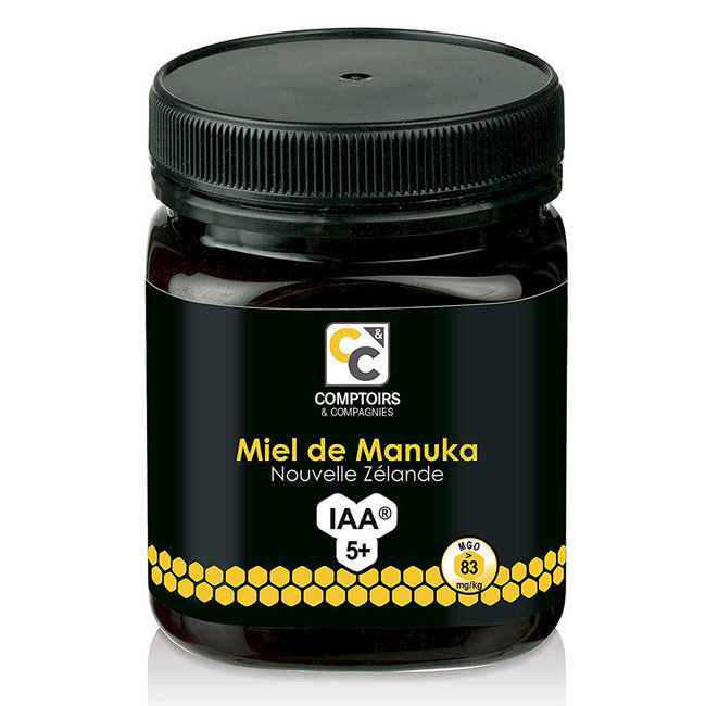 Miel de Manuka UMF 5+ Pot de 250g