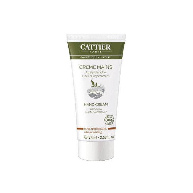 Crème mains ultra nourrissante bio - Argile blanche 75ml