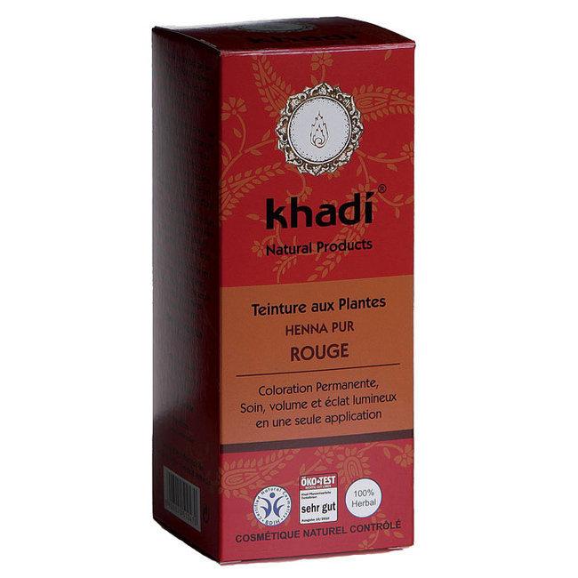 Henné pur Rouge - Coloration végétale naturelle 100g