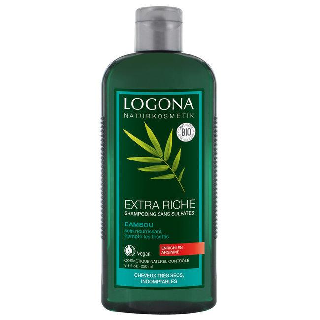 Shampoing Crème bambou bio - Volume et brillance 250ml