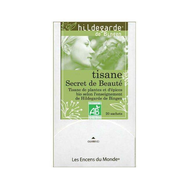 Tisane Bio Secret de Beauté 20 sachets