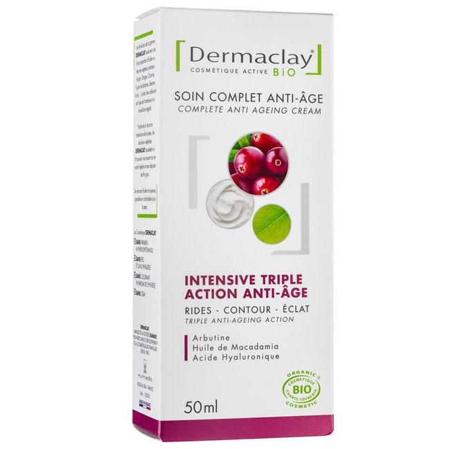 Crème de jour Bio Intensive Anti âge 50ml