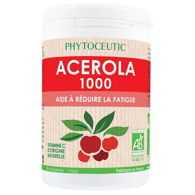 Acérola 1000mg Bio - 28 comprimés