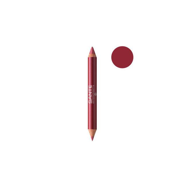 Crayon Duo Contour des lèvres Natural Look n°02