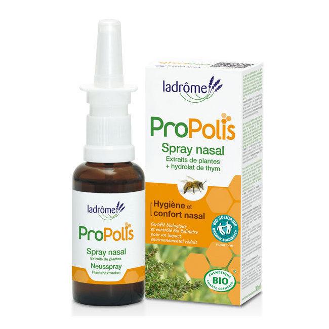 Spray Nasal à la Propolis Bio 30ml