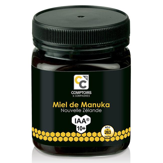 Miel de Manuka UMF 10+ Pot de 250g