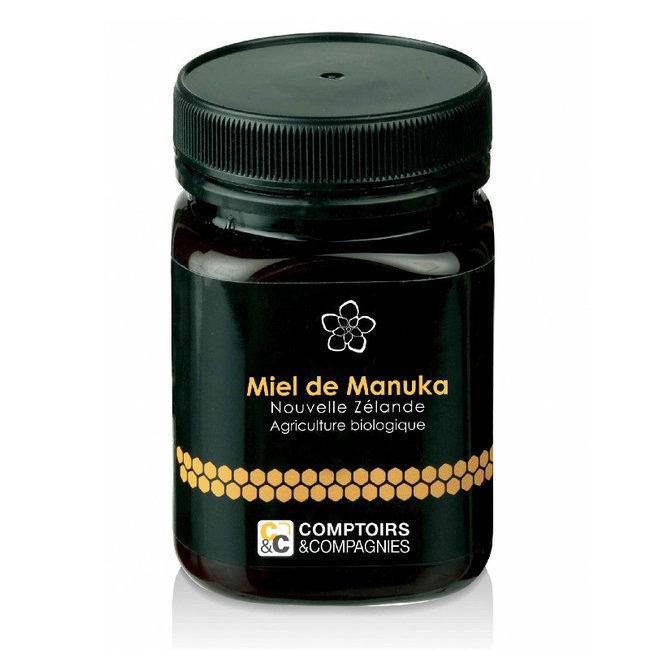 Miel de Manuka Bio Pot de 500g
