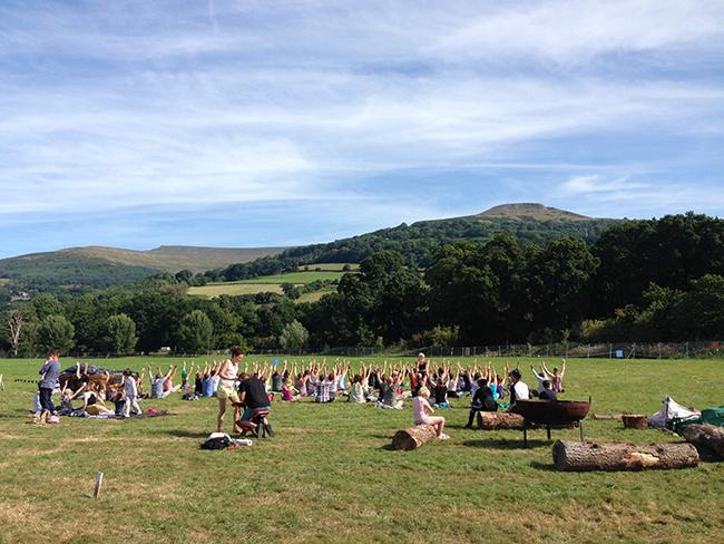 Green Man Festival 16