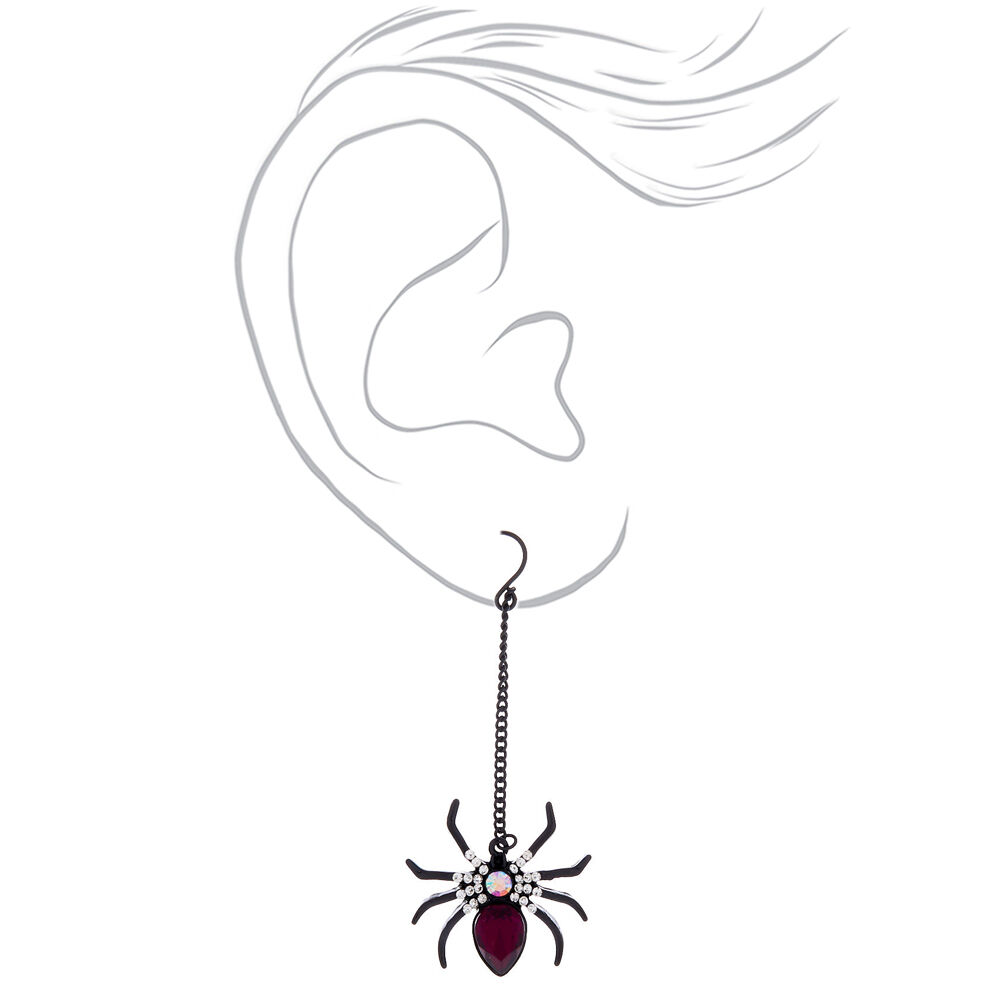 Claire Earrings Spider S
