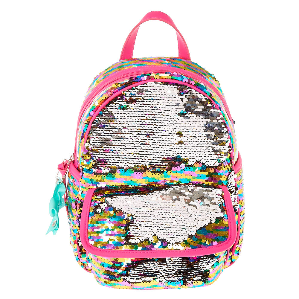JoJo Siwa Reversible Sequin Mini Backpack  Claires US